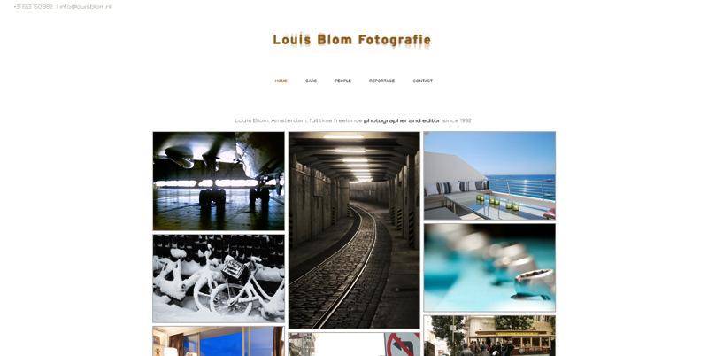 Louis Blom