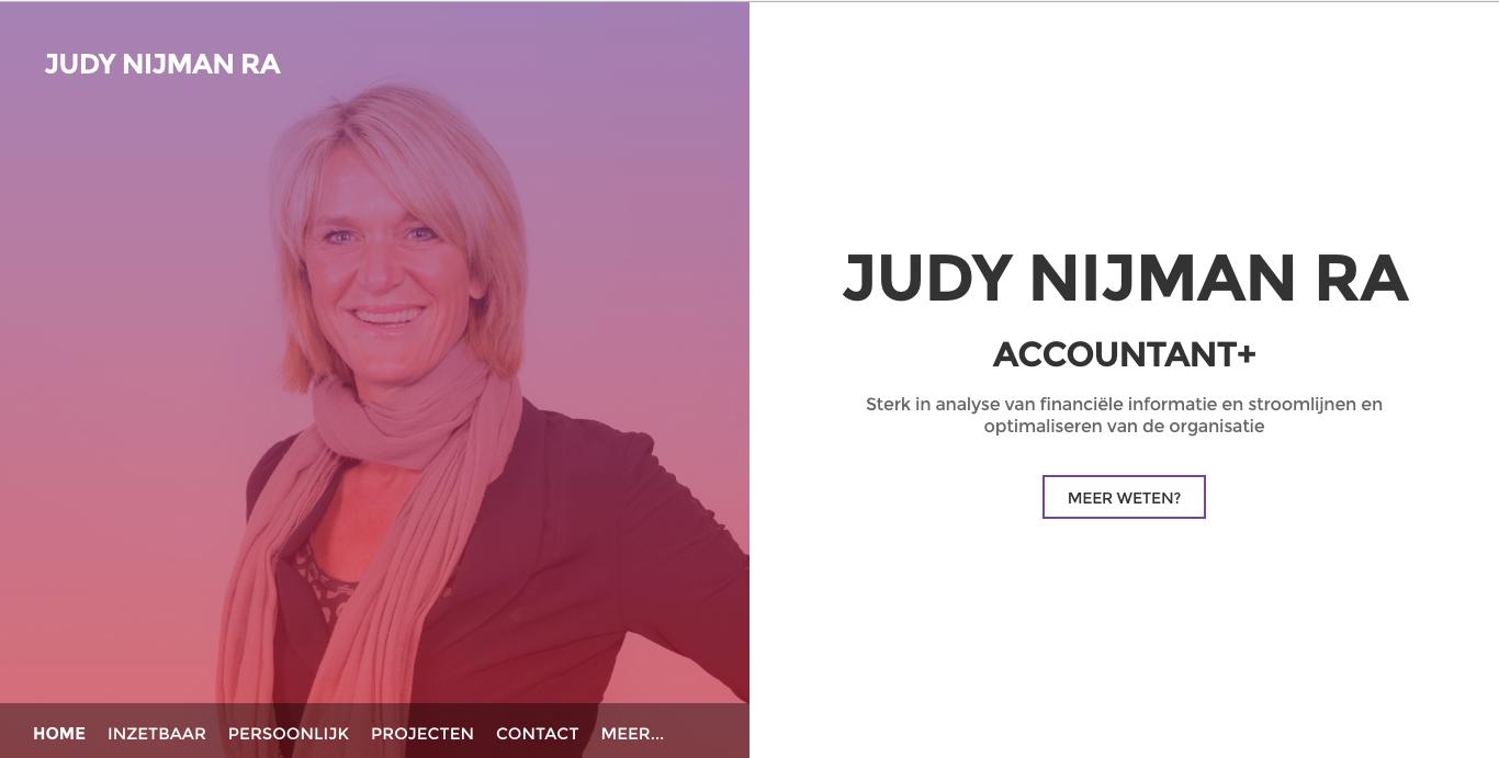 Judy Nijman RA