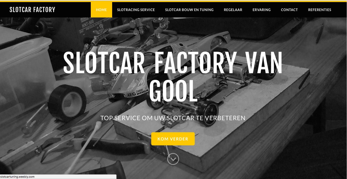 Slotcar Factory
